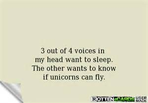 Flying unicorn quote